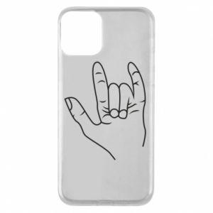 Etui na iPhone 11 Rock greeting