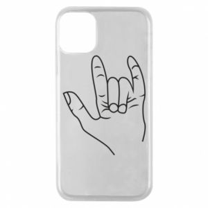 Etui na iPhone 11 Pro Rock greeting