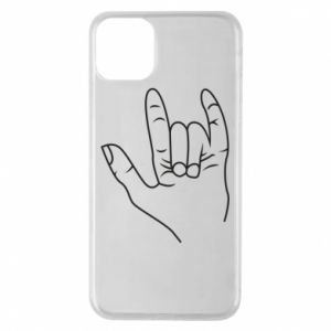 Etui na iPhone 11 Pro Max Rock greeting