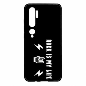 Etui na Xiaomi Mi Note 10 Rock is my life