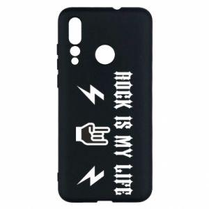 Etui na Huawei Nova 4 Rock is my life
