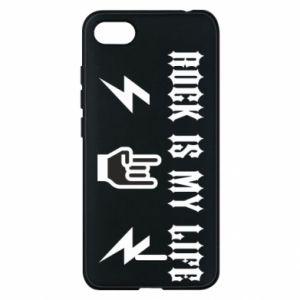 Etui na Xiaomi Redmi 6A Rock is my life