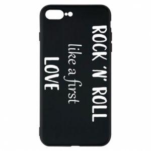 Etui na iPhone 7 Plus Rock 'n' roll like a first love