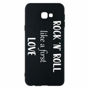 Etui na Samsung J4 Plus 2018 Rock 'n' roll like a first love