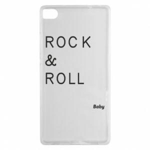 Etui na Huawei P8 Rock & Roll Baby