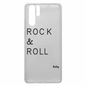 Etui na Huawei P30 Pro Rock & Roll Baby