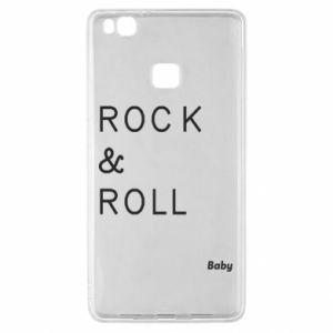Etui na Huawei P9 Lite Rock & Roll Baby