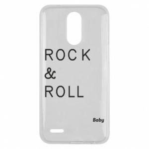 Etui na Lg K10 2017 Rock & Roll Baby