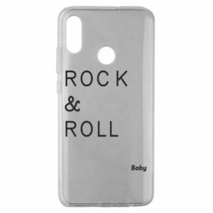 Etui na Huawei Honor 10 Lite Rock & Roll Baby