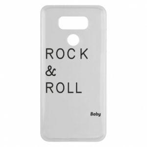 Etui na LG G6 Rock & Roll Baby