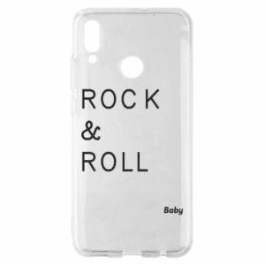 Etui na Huawei P Smart 2019 Rock & Roll Baby