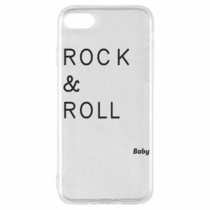 Etui na iPhone SE 2020 Rock & Roll Baby