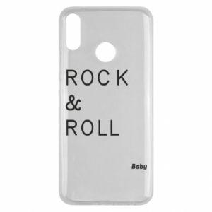 Etui na Huawei Y9 2019 Rock & Roll Baby