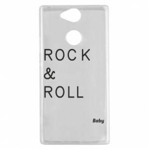 Etui na Sony Xperia XA2 Rock & Roll Baby