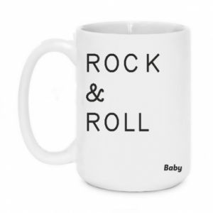 Kubek 450ml Rock & Roll Baby