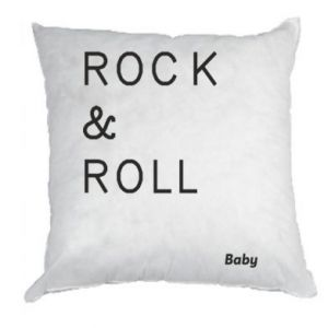 Pillow Rock & Roll Baby