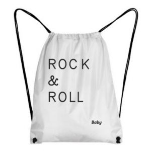 Backpack-bag Rock & Roll Baby