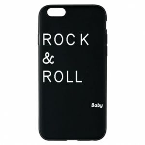 Phone case for iPhone 6/6S Rock & Roll Baby