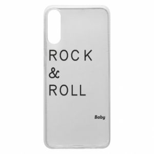 Phone case for Samsung A70 Rock & Roll Baby