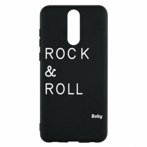 Phone case for Huawei Mate 10 Lite Rock & Roll Baby
