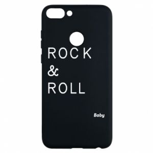Phone case for Huawei P Smart Rock & Roll Baby