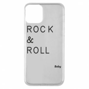 Phone case for iPhone 11 Rock & Roll Baby