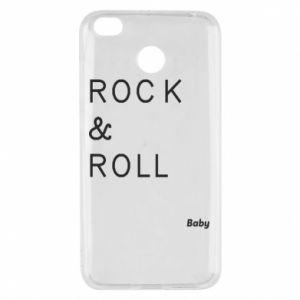 Etui na Xiaomi Redmi 4X Rock & Roll Baby