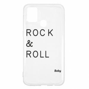 Etui na Samsung M31 Rock & Roll Baby