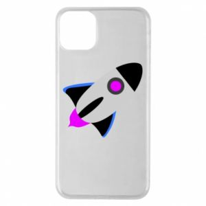 Etui na iPhone 11 Pro Max Rocket in space