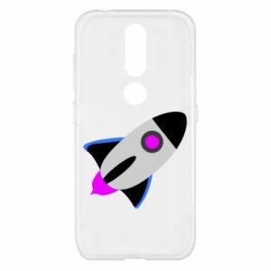 Etui na Nokia 4.2 Rocket in space