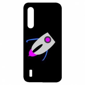 Etui na Xiaomi Mi9 Lite Rocket in space