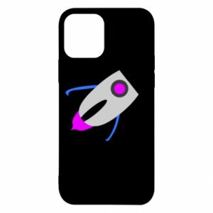Etui na iPhone 12/12 Pro Rocket in space