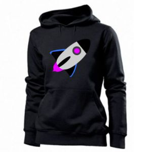 Damska bluza Rocket in space