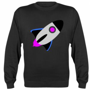 Bluza Rocket in space