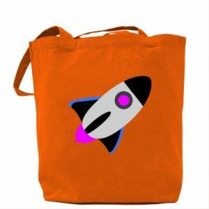 Torba Rocket in space