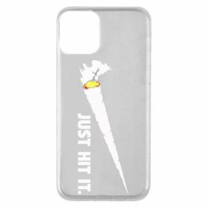 Etui na iPhone 11 Roll-up white