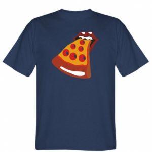 Koszulka Rolling pizza