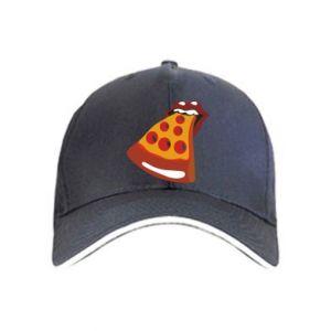 Cap Rolling pizza