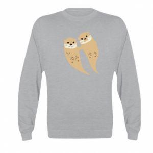 Bluza dziecięca Romantic Otters