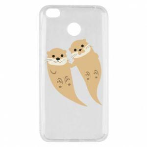 Etui na Xiaomi Redmi 4X Romantic Otters
