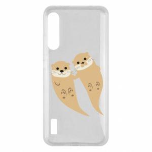 Etui na Xiaomi Mi A3 Romantic Otters