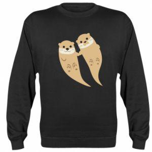 Bluza Romantic Otters
