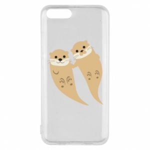 Etui na Xiaomi Mi6 Romantic Otters