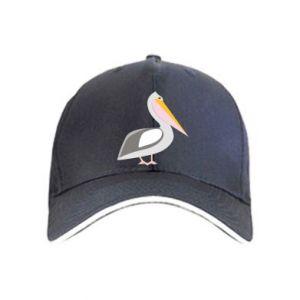 Czapka Romantyczny Pelikan