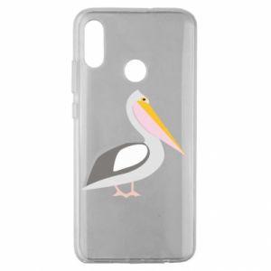 Etui na Huawei Honor 10 Lite Romantyczny Pelikan