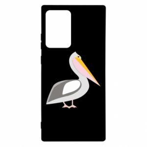 Etui na Samsung Note 20 Ultra Romantyczny Pelikan