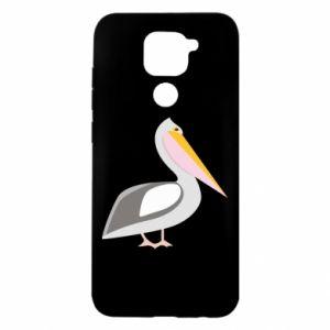 Etui na Xiaomi Redmi Note 9/Redmi 10X Romantyczny Pelikan