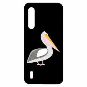 Etui na Xiaomi Mi9 Lite Romantyczny Pelikan