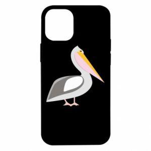 Etui na iPhone 12 Mini Romantyczny Pelikan