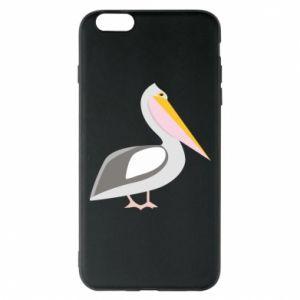 Etui na iPhone 6 Plus/6S Plus Romantyczny Pelikan